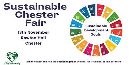 The Chester Sustainable Fair is back tickets