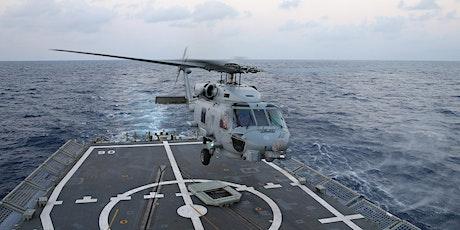 Flight Test in the Royal Australian Navy: An insight into SHOL [Webinar] tickets