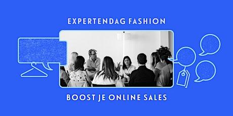 Expertendag Fashion: Boost je online sales tickets