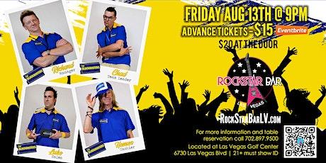 Blockbuster Band, At The All - New Rockstar Bar, Las Vegas tickets