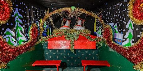 Visit Santa! Vintage Sleigh Ride and Winter Wonderland tickets