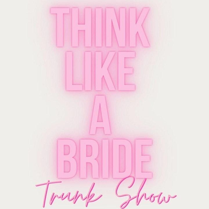 THINK LIKE A  BRIDE image