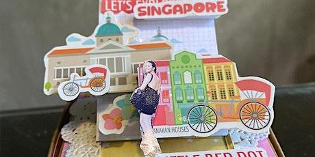 Jalan Jalan Photo Display Box Workshop tickets