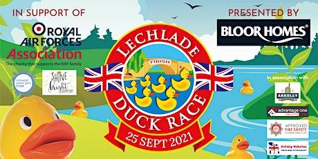 RAFA Lechlade Duck Race 2021 tickets