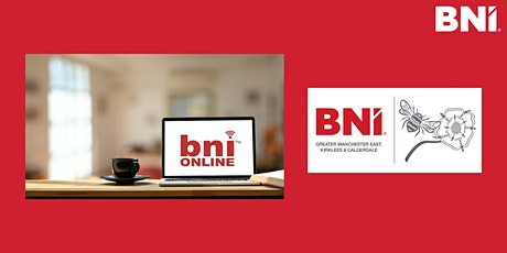 Welcome to BNI Online (ZOOM) ** NEW GROUPS** tickets