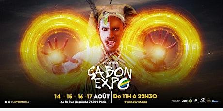 GABON EXPO 1ère édition billets