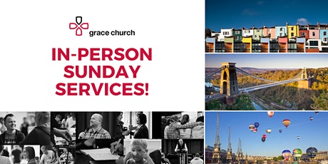 In-Person Sunday Service (8 August) tickets