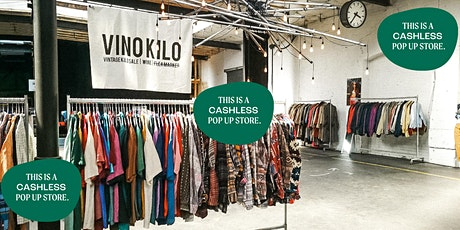 Summer Vintage Kilo Pop Up Store • Stuttgart • Vinokilo Tickets