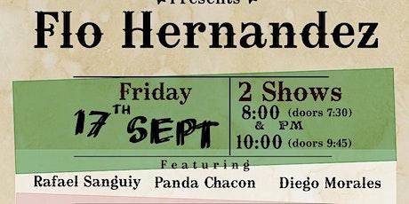 Vatos Chistosos Present Flo Hernandez tickets