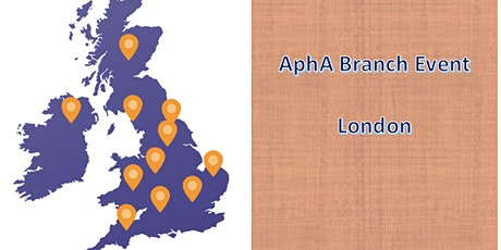 AphA London Branch Meeting tickets