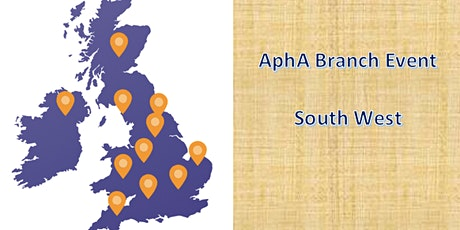 AphA South West Branch Meeting tickets