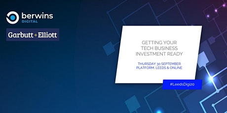 Getting your tech business investment ready tickets