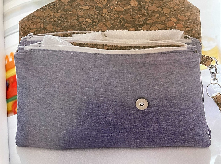 Sew-Eco: Learn to Make Sustainable & Reusable Wet Wipe Bags image