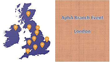 AphA London Branch Meeting