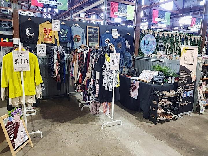 Clothing Market at Kingsway Community Markets - FASHION PARADE 9.30AM image