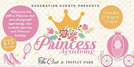 Princess Accademy tickets