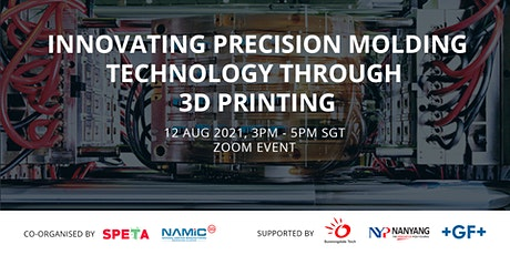 Innovating Precision Molding Technology through 3D Printing tickets