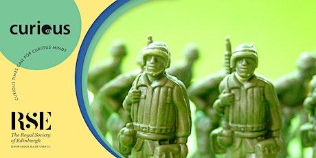 Tea & Talk: The Army and Covid-19 bilhetes