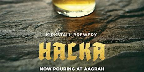 Aagrah New Food Menu & House Beer Launch Night tickets