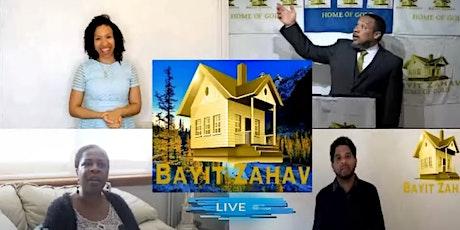 Bayitzahav Ministry - Men and Women's Prayer tickets