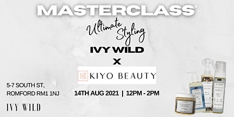 Ultimate Curly and Afro Styling Masterclass tickets
