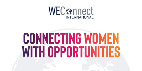 WEConnect International: WEMeet Organizasyonu billets
