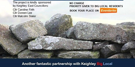 MONDAY: Dry Stone Walling Practice & Taster Session with Louise Kirkbride tickets