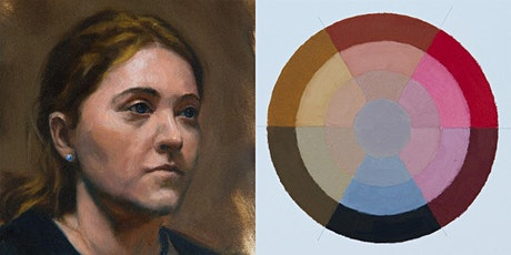 Limited Palette Colour Mixing - Online Painting Workshop tickets