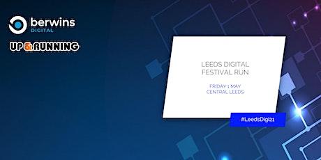 Leeds Digital Festival Run tickets