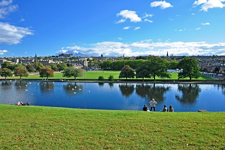 Barbecue in Inverleith Park image