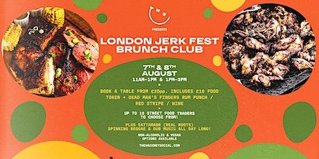 London Jerk Fest Brunch Club tickets