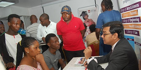 Lagos Mainland International Education Fair  October 2021 tickets