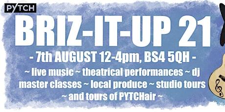 Briz-It-Up 21 tickets