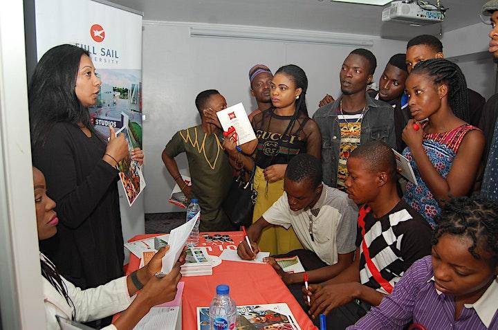 Lagos Mainland International Education Fair  October 2021 image