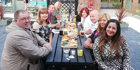Singles Meetup at The Feathers Inn Drinks - live music tickets