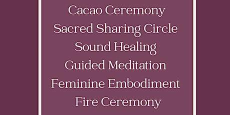 Cosmic Heart Ceremony tickets