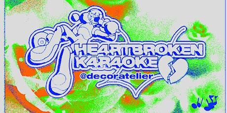 KARAOKE NIGHT by HE4RTBROKEN (music, dance & karaoke) tickets