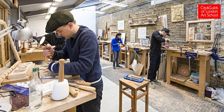 Woodcarving & Gilding and Stone Carving course in-person open day 2021/22 tickets