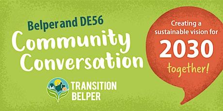 Community Conversation – Belper and DE56 tickets