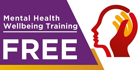 Mental Health First Aid - February course tickets