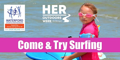 HER Outdoors Mum & Me do Surfing tickets