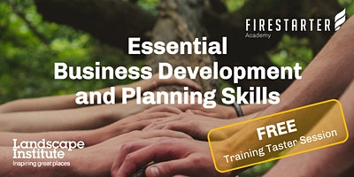 Essential Business Development and Planning Skills – Free Training  Session
