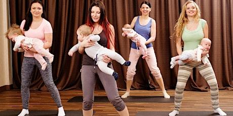 Mum and Baby Postnatal Yoga in Royal Tunbridge Wells tickets