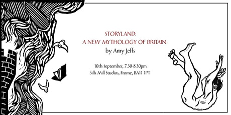 Book Launch of Storyland: A New Mythology of Britain by Amy Jeffs tickets