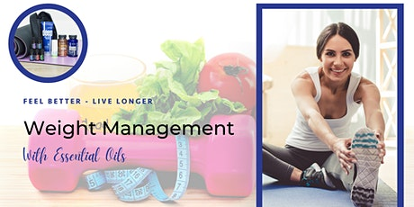 Natural Solutions for Weight Management tickets
