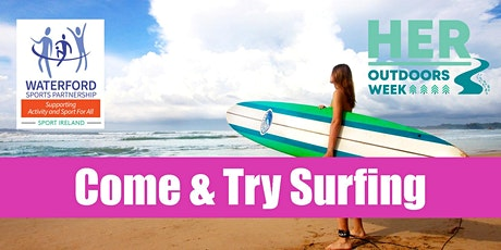 HER Outdoors Come & Try It Surfing for Teenage Girls tickets