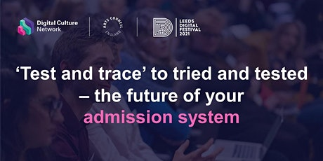 'Test and trace' to tried and tested - the future of your admission system ingressos