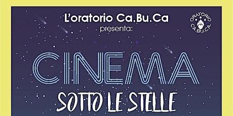 CINEMA SOTTO LE STELLE biglietti