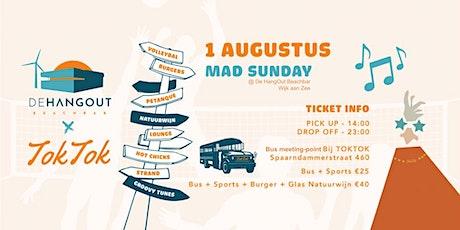 Mad Sunday @ De HangOut tickets