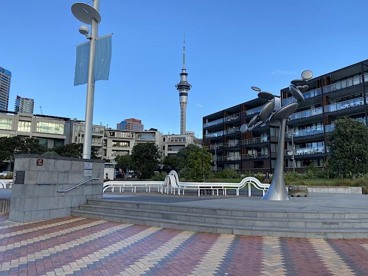 Walk along Auckland Harbour image